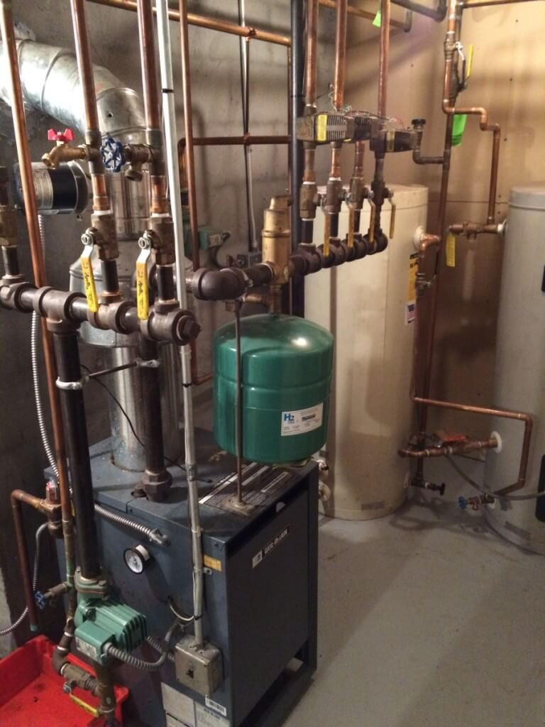 boiler installation weston ma